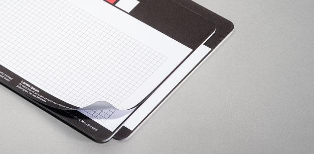 Mousepads Papier