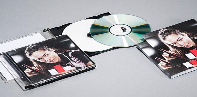 CD-Einleger