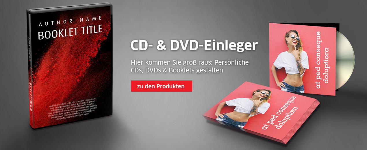 CD- & DVD-Einleger